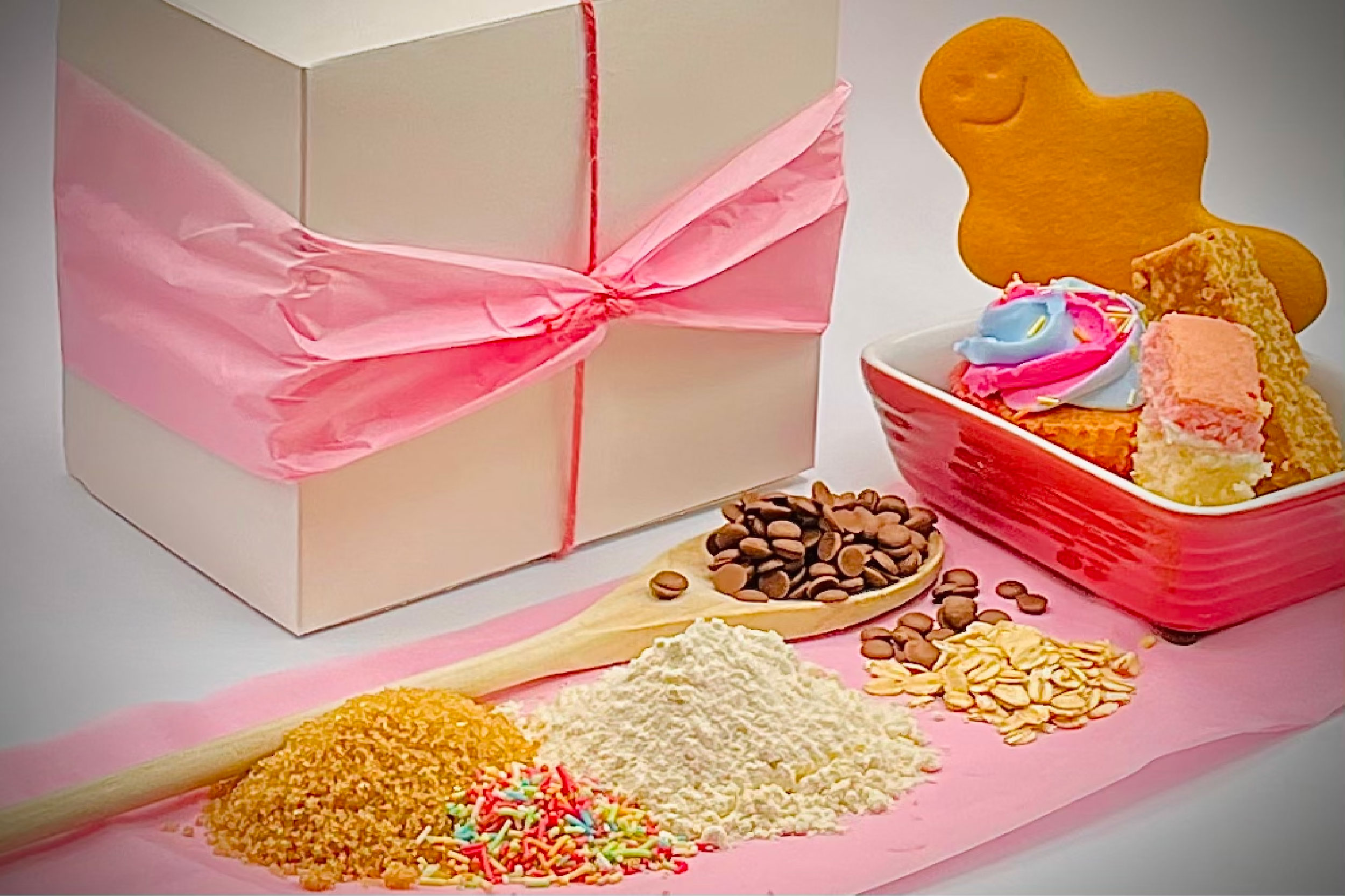 Bake Box. The Best Kids Subscription Box from Family Presents