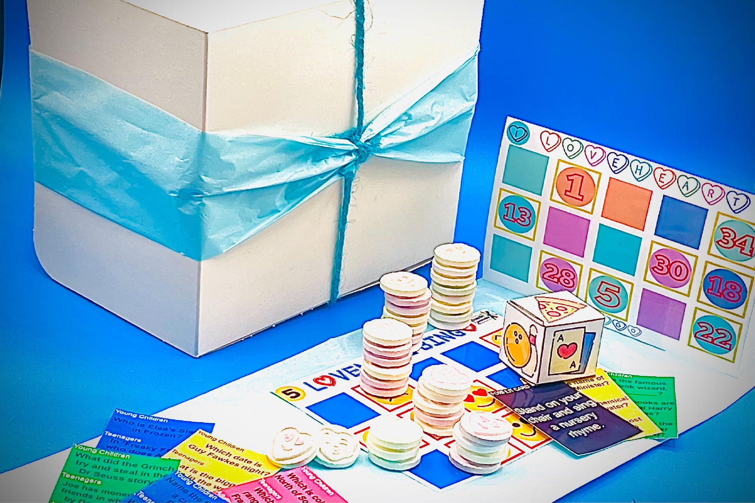 Play Box. The Best Subscription boxes for kids from Family Presents.