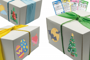 School Holiday Boxes from Family Presents