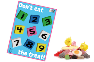 March Play Box Don't Eat The Treat Family Presents