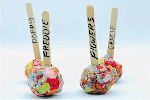 May Do Box Flower Seed Bombs Family Presents
